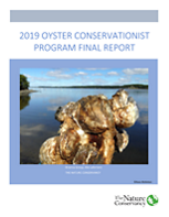 The final report for the 2019 Oyster Conservation Volunteer season in New Hampshire.