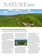 The Big South Fork National River and Recreation Area