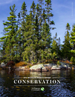 A 16-page look at the Michigan Chapter's conservation results and progress from 2017