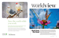 Nature Conservancy Worldview