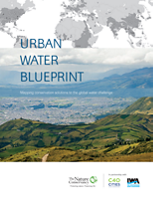 Thumbnail of Urban Water Blueprint Report