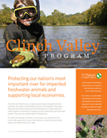 Protecting our nation's most important river for imperiled freshwater animals and supporting local economies.