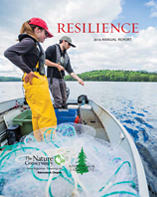 Conserving the most important lands in the Adirondacks takes on new meaning as we incorporate resiliency science. Resilience refers to how natural systems persist over time. This region has been recognized as a global stronghold of biological diversity. But how well can it adapt to rapid change?