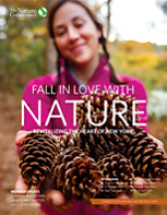 Meet several members of our team in this issue—from a staffer who is celebrating more than 25 years with TNC, to a member who left us his beloved home so that we can build a better future for nature and people. You are part of our team, too. So, fall in love with nature all over again.