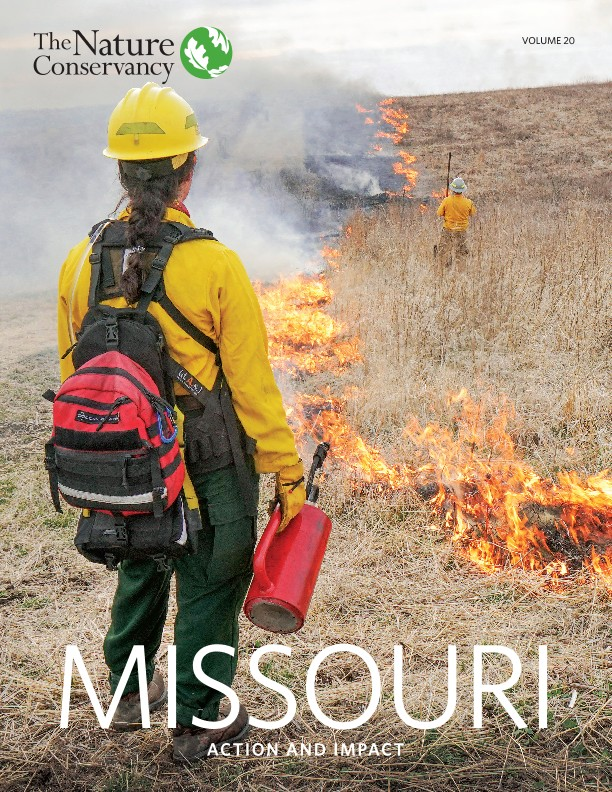 2020 Missouri Action and Impact Report.