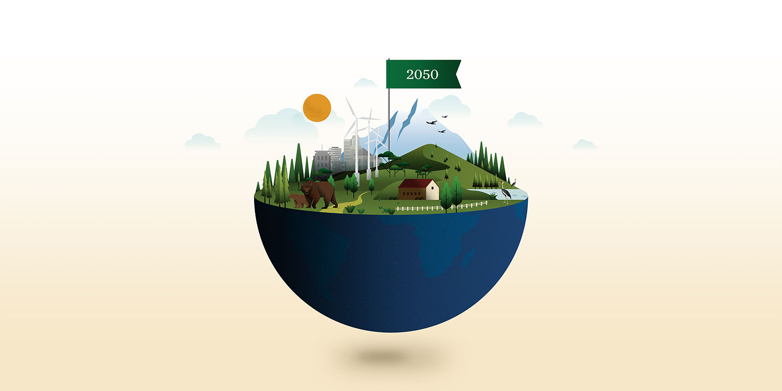 Vision 2050 graphic