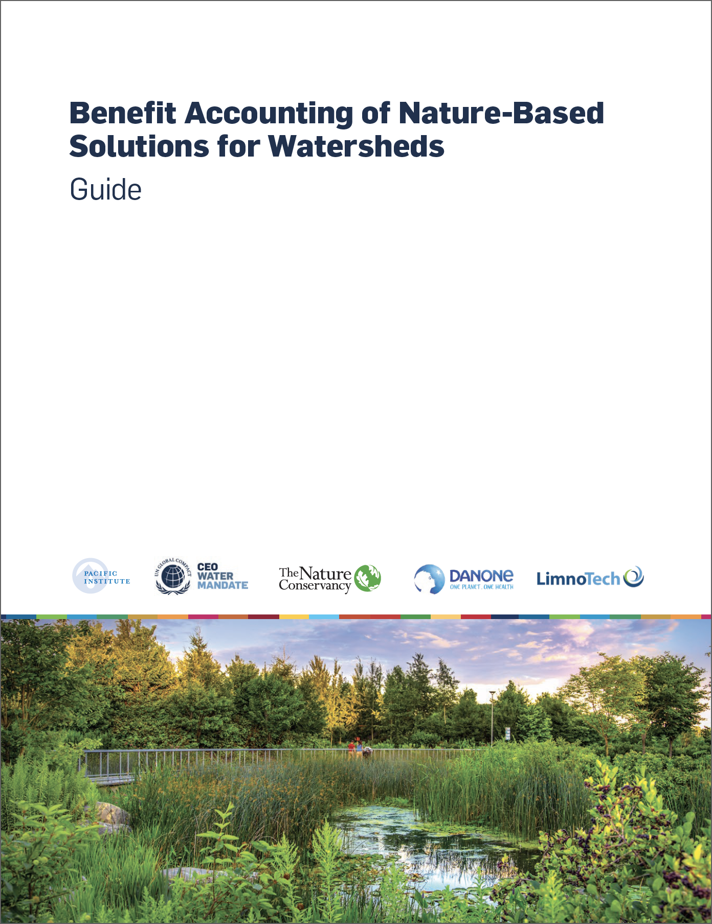 Benefit Accounting of Nature-Based Solutions for Watersheds