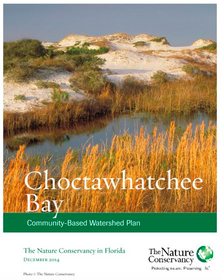 Choctawhatchee Bay Community-Based Watershed Plan