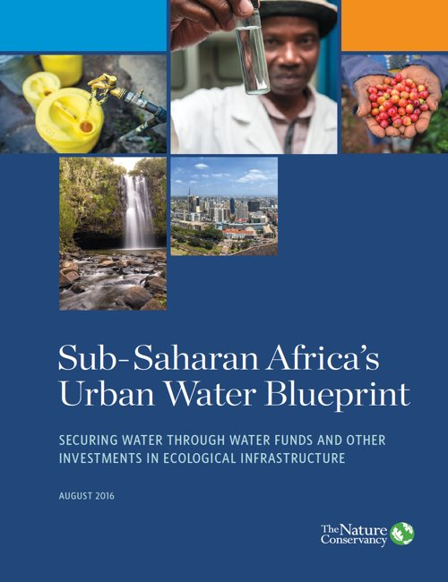 Sub-Saharan Africa's Urban Water Blueprint