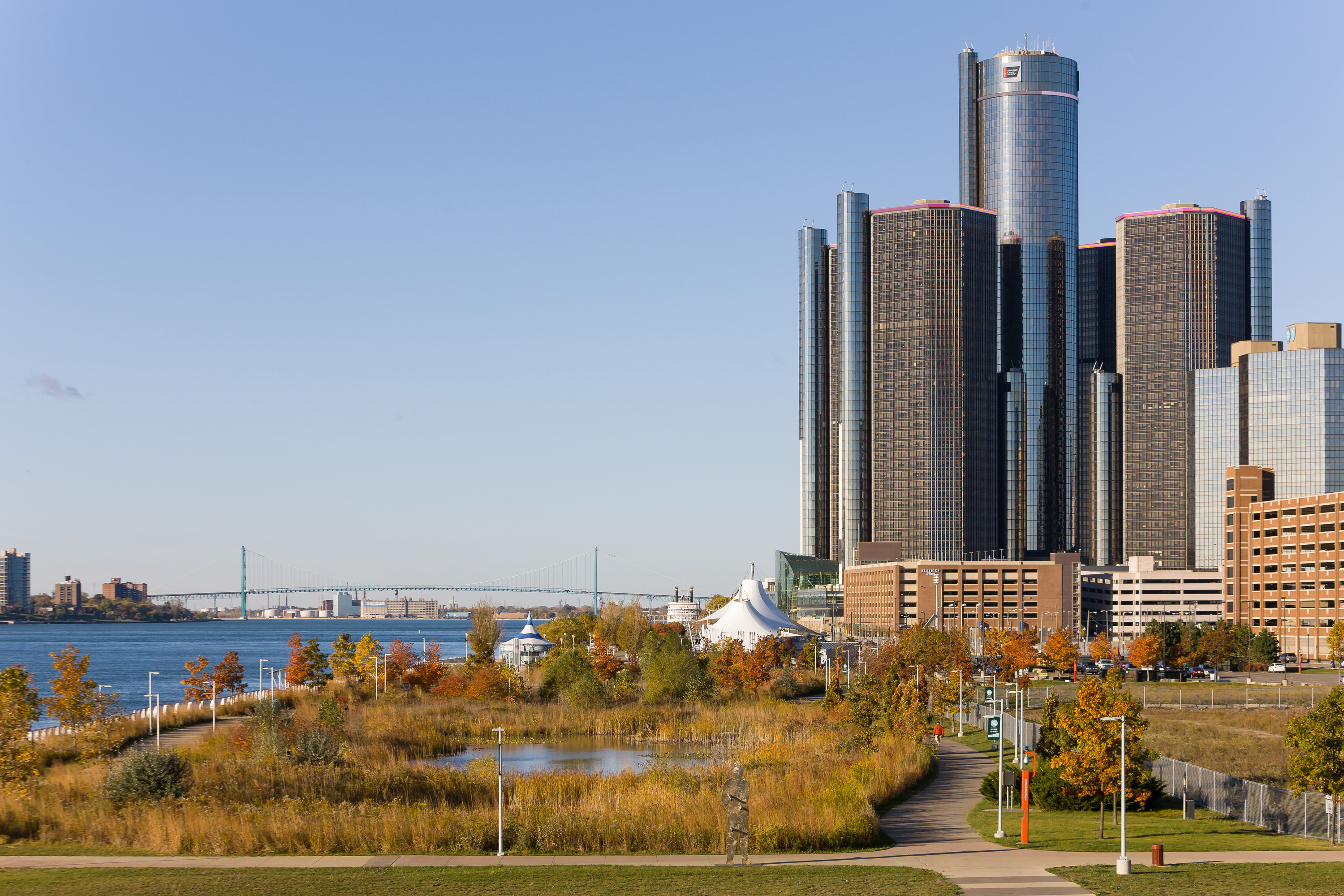 Managing Stormwater in Detroit