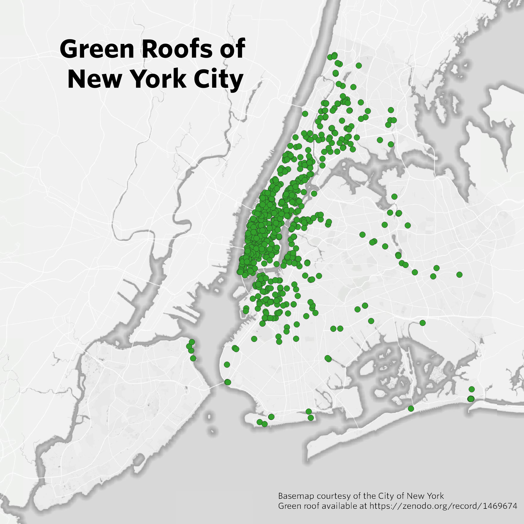 Green Roofs in NYC