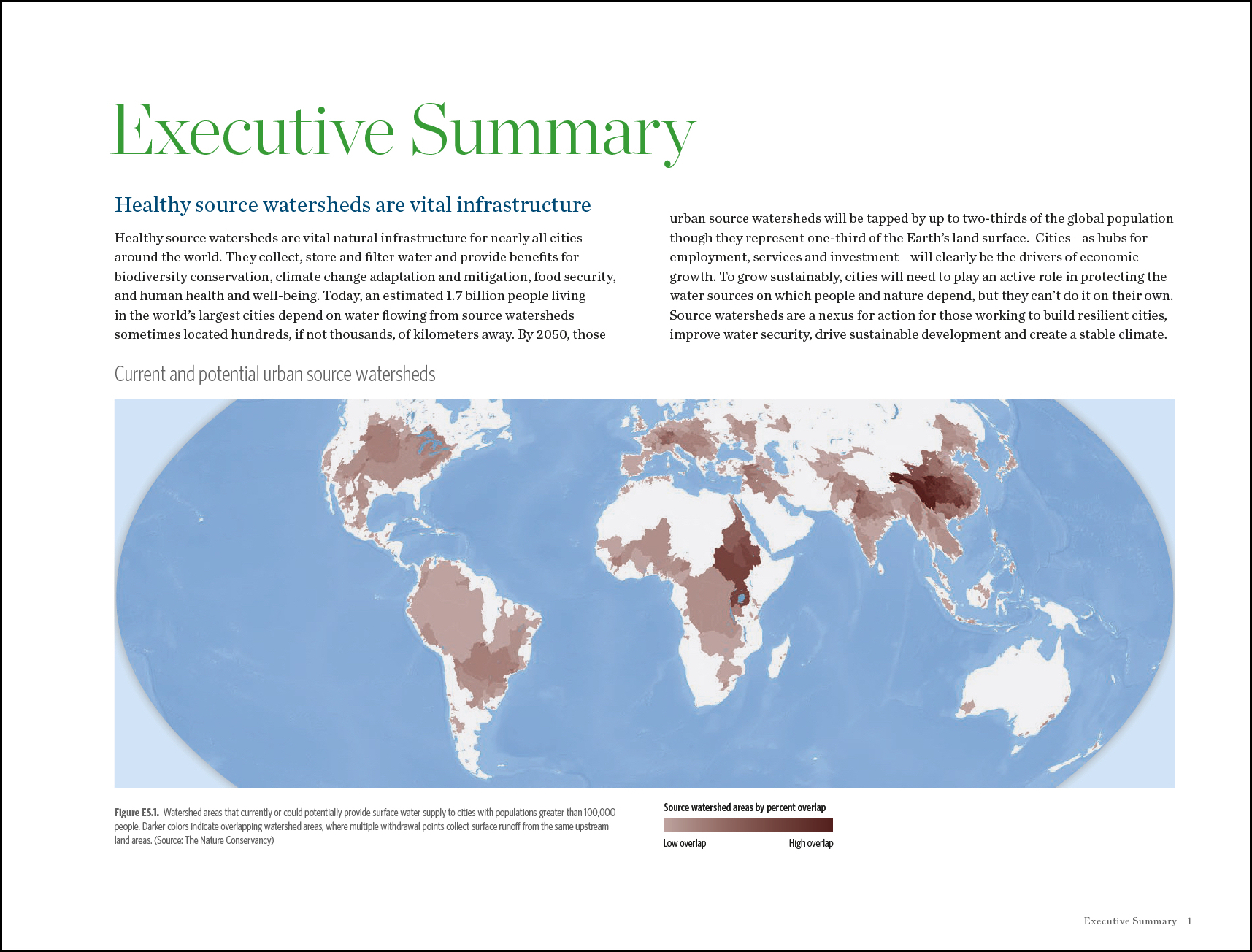 Beyond The Source - Executive Summary