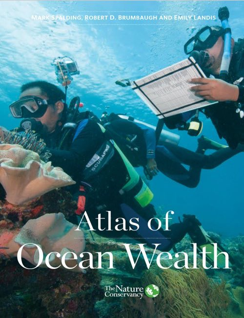 Thumbnail of the Atlas of Ocean Wealth report
