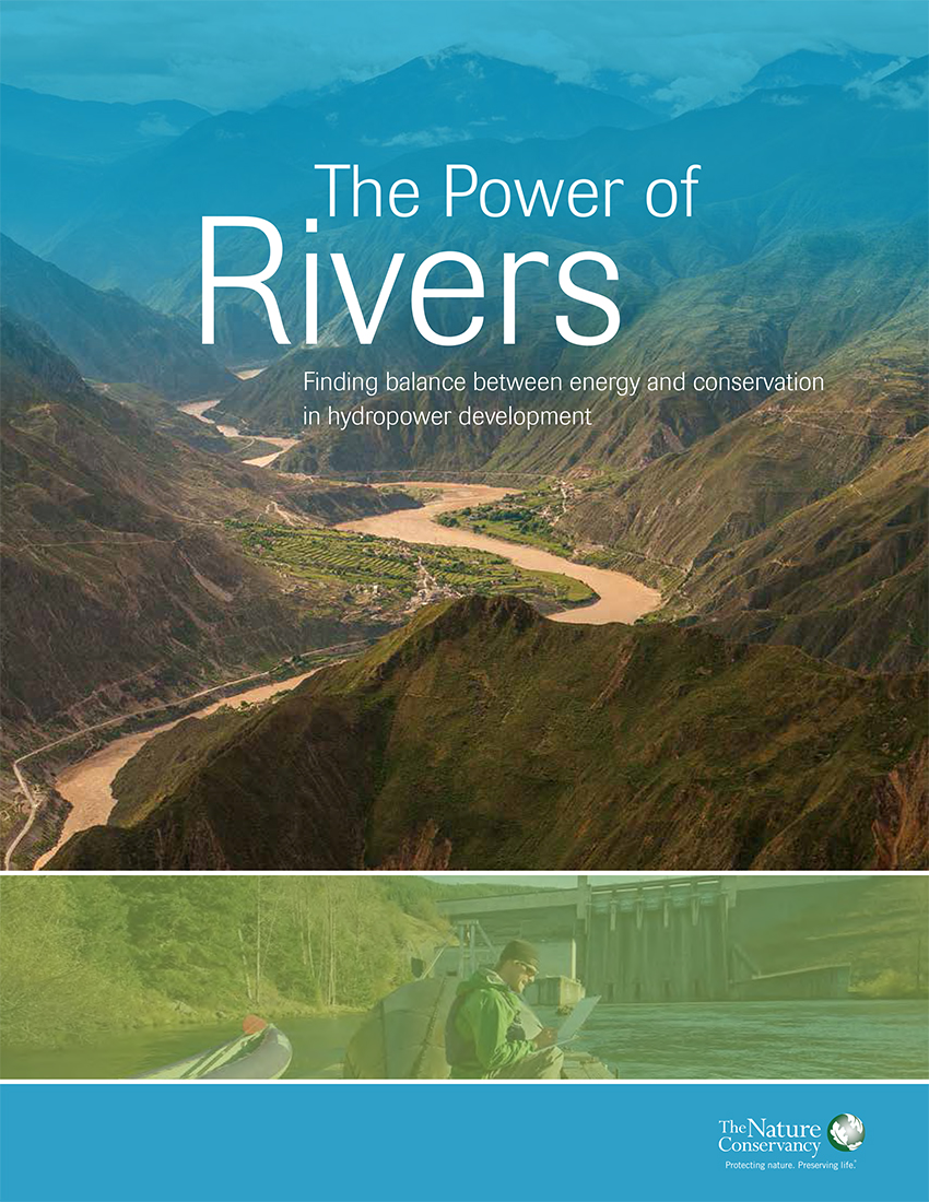 Finding balance between energy and conservation in hydropower development.