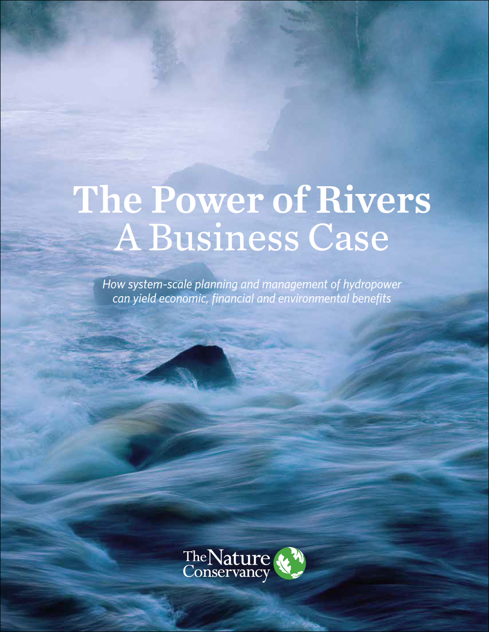 How system-scale planning and management of hydropower